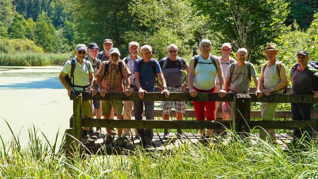 Männerriege Arlesheim – Wandern